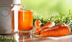 Overdrijf niet met wortelsap