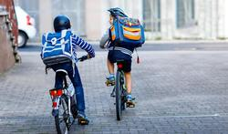 Veilig met de fiets naar school