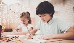 Analyse van tekeningen moet impact corona bij kinderen aantonen