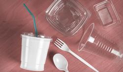 Wegwerpplastic beschermt consumenten niet tegen covid-19