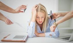"""""""Zeven op de tien Vlamingen kunnen stress (bijna) niet meer de baas"""""""