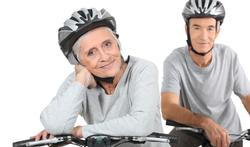 Bewegen voor ouderen belangrijker dan gezond gewicht