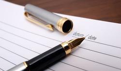 Schrijven helpt bij verwerken kanker