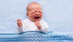 Kolieken bij de baby