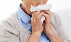 Wie verkouden is, kan geen griep krijgen