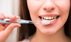 Witmakende tandpasta is weggegooid geld