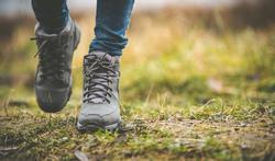 Mediteren kan je ook al wandelend doen