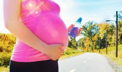 De limiet van de menselijke uithouding? Ultralopen of zwanger zijn
