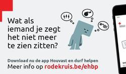 Rode Kruis lanceert app 'Houvast' als eerste hulp bij psychische problemen