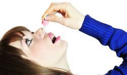 Verslaafd aan neusspray?