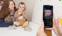 Kind en Gezin: Oogscreening via app