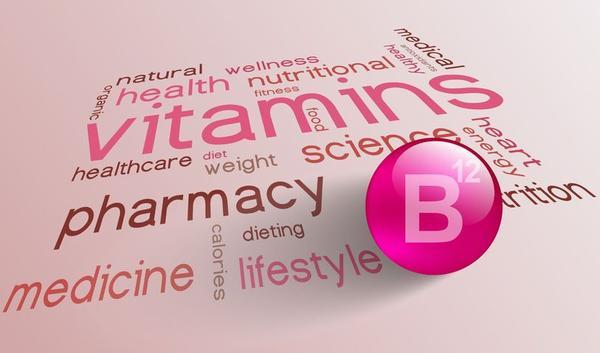 waar dient vitamine b12 voor