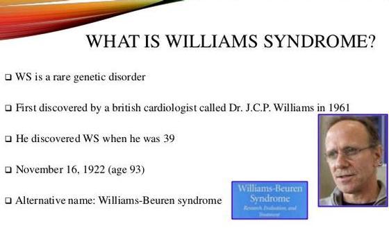 Top Kinderen met een elfengezichtje: het Williams-Beuren syndroom (WBS @PQ28