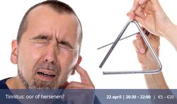 Tinnitus: oor of hersenen?