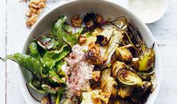 crispy sprout bowls with honey tahini dressing.jpg