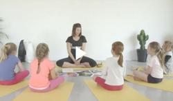 Start 2 Yoga - les 4: kinderyoga