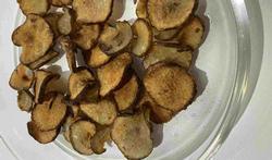 Chips van aardpeer