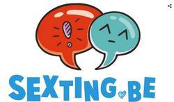 Lancering informatiesite sexting.be