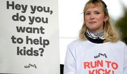 Sponsorloop moet geld inzamelen voor onderzoek naar behandelingen voor kinderkanker