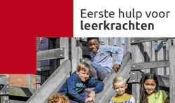 Rode Kruis-Vlaanderen publiceert boek: 'Eerste Hulp voor leerkrachten'