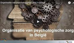 Video: Organisatie van psychologische zorg in België