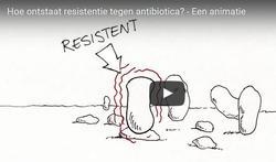 Video: Hoe ontstaat resistentie tegen antibiotica?