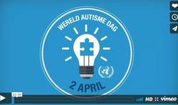 Video: Wereldautismedag