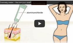 Video: Overmatig zweten
