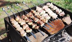 Avez-vous déjà essayé le barbecue d'hiver ?