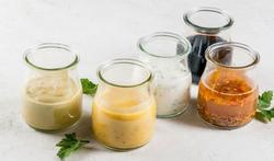 Sauces et vinaigrettes : combien de calories ?