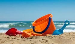 A la plage, les bactéries rôdent dans le sable