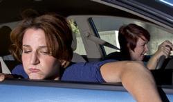 Malade en voiture ou en autocar : quelles solutions ?