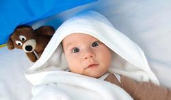 Que voit un bébé quand il regarde votre visage ?