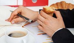 Belgische werknemers eten te ongezond op het werk