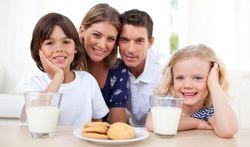 Manger en famille, la garantie d'une alimentation plus équilibrée