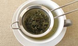 Le thé, c'est bon pour le moral