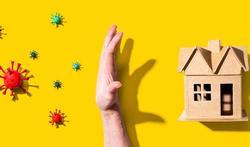 Thuis gasten ontvangen tijdens de pandemie: zo houd je het veilig