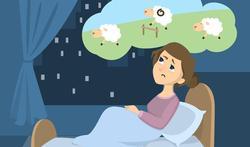 Waarom hebben zoveel midlifers, en vooral vrouwen, last van slaapproblemen?