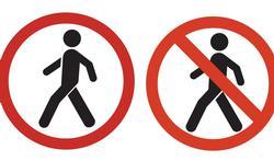 Waar moet je als voetganger lopen op de openbare weg?