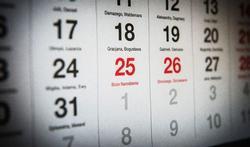 Congés scolaires : les dates 2021 - 2022 en Belgique