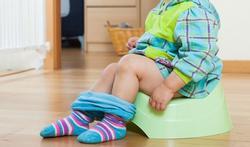 Pour votre enfant : petit pot ou toilettes ?