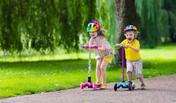 Jouer à l'extérieur : les 10 bienfaits pour votre enfant