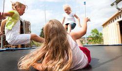 Les enfants moins en forme que leurs parents