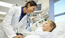 Jaarlijks belandt 1 op de 10 kinderen in het ziekenhuis
