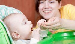 L'alimentation du bébé de la naissance à 3 ans