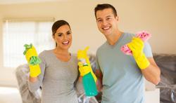 Les tâches ménagères, c'est du sport !