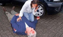 Que faire lorsqu'un accident de la route se produit sous vos yeux ?
