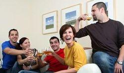 Comment l'alcool détend l'atmosphère