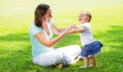 Bébé : une période clé entre 18 et 24 mois