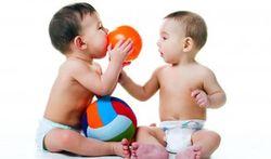 Qui se ressemble s'assemble… chez les bébés aussi